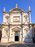 San Rocco church, Venezia Royalty Free Stock Photography