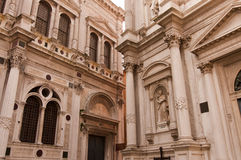 San Rocco, Venice, Italy Stock Photos