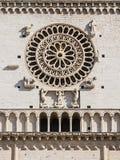 San Rufino, Assisi obrazy stock