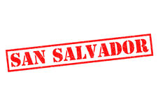 San Salvador Photo stock