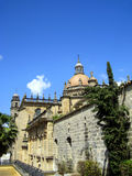San Salvador Cathedral Jerez de la Frontera Spain royalty free stock photo