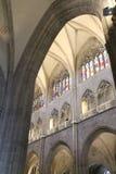 San Salvador de Catedral de, Oviedo, Espanha Imagens de Stock Royalty Free