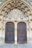 San Salvador de Catedral de, Oviedo, Espanha Imagem de Stock Royalty Free