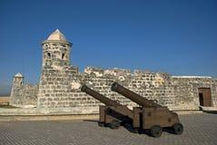 San Salvador de la Punta Fort, Havana, Cuba Stock Photography