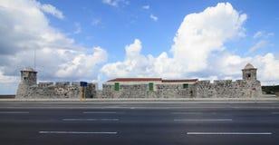 San Salvador de la Punta Fortress Royalty Free Stock Photo
