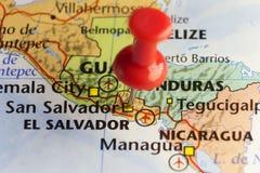 San Salvador kapitał Salwador royalty ilustracja