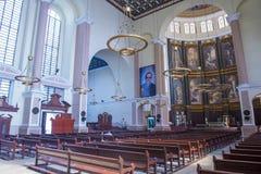San Salvador katedra Fotografia Royalty Free