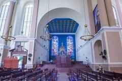 San Salvador katedra Zdjęcie Stock