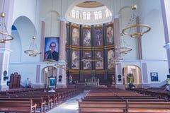 San Salvador katedra Zdjęcie Royalty Free