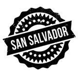 San Salvador stamp Stock Photo