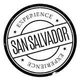 San Salvador stamp Stock Photography