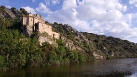San Saturio Hermitage fotos de archivo libres de regalías