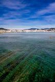 San Sebastián lizenzfreie stockbilder