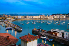San Sebastián stockbilder