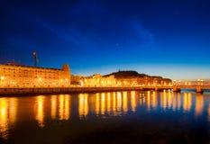 San Sebastián stockbild