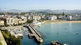 San Sebastián Fotos de archivo