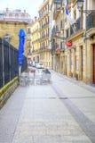 San Sebastián Paisaje urbano Capital europea de la cultura Foto de archivo libre de regalías
