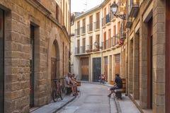 San Sebastián in Spanien stockfoto