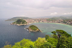San Sebastian Stock Photo