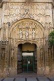 Νοσοκομείο της αψίδας του San Sebastian στοκ φωτογραφία με δικαίωμα ελεύθερης χρήσης