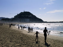 San Sebastian Stock Photography