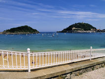 San Sebastian Royalty Free Stock Photo