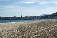 San Sebastian Fotografia de Stock Royalty Free