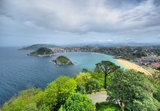 San Sebastian Royalty Free Stock Photos