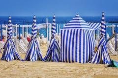 San Sebastian beach in Spain Royalty Free Stock Images
