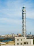 San Sebastian castle lighthouse. Cadiz, Andalusia. Spain Royalty Free Stock Image