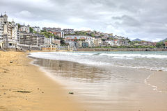 San Sebastian. Cityscape. European Capital of Culture Stock Image