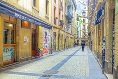 San Sebastian. Cityscape. European Capital of Culture Stock Photo