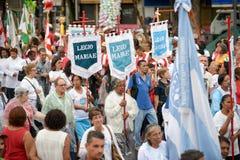San Sebastian Day Stock Image