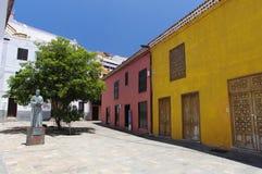 San Sebastian de Gomera, Spain Stock Images