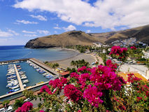 San Sebastian de la Gomera Royalty Free Stock Photos