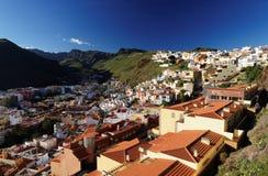 San Sebastian de la Gomera Royalty Free Stock Photos
