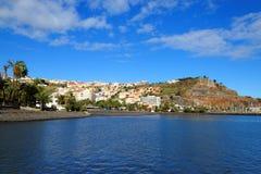 San Sebastian de la Gomera Stock Image