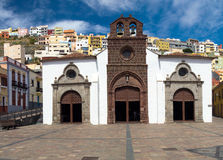 San Sebastian de La Gomera Royalty Free Stock Images