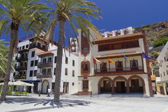 San Sebastian de La Gomera Royalty Free Stock Photography