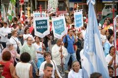 San Sebastian dzień Zdjęcie Stock
