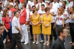 San Sebastian dzień Obrazy Royalty Free