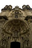 San sebastian - front chuch of coro Stock Photo