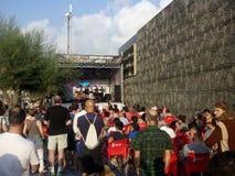 49 San Sebastian Jazz Festival, Jazzaldia San Sebastian, Guipuzcoa l'espagne Photo libre de droits
