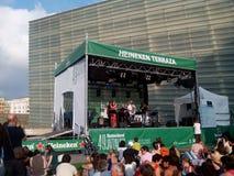 49 San Sebastian Jazz Festival, Jazzaldia San Sebastian, Guipuzcoa l'espagne Images stock
