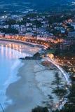 San Sebastian krajobraz Obraz Stock