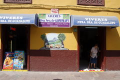 San Sebastian, La Gomera Stock Photography
