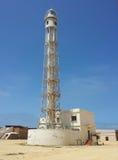 San Sebastian lighthouse Stock Photography