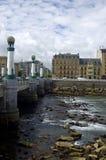 San Sebastian - ponte kursaal Foto de Stock