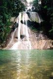 San Sebastian Puerto Rico Waterfall Royaltyfri Fotografi