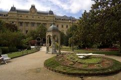 San Sebastian - quadrado do guipuzcoa Imagens de Stock